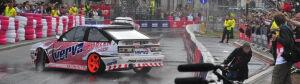 Deszcz nie wystraszył fanów motoryzacji