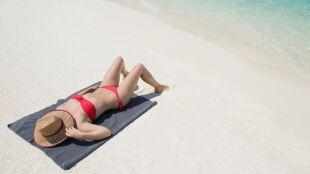 Raj dla plażowiczów na koniec tygodnia
