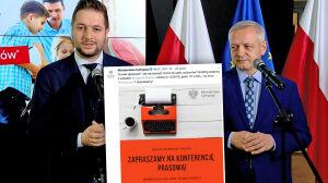 Ministerstwo o dopisywaniu się do spisu wyborców. Ze wsparciem Jakiego