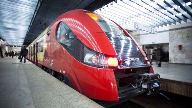 Potrącenie i awaria. Utrudnienia w kursowaniu pociągów SKM