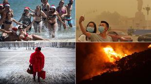 2015 był wyjątkowy w pogodzie. Nie brakowało rekordów i anomalii