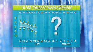 Prognoza na 16 dni: Polska w szponach arktycznego mrozu