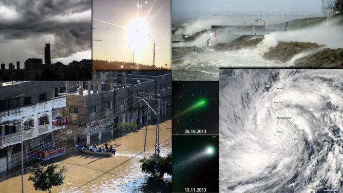 Najważniejsze wydarzenia 2013 roku w TVN Meteo