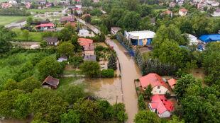 Zalania na południu Polski. Podtopienia i ewakuacje mieszkańców
