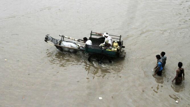 Ponad czterdzieści osób zginęło w Pakistanie. To ofiary monsunowych deszczy