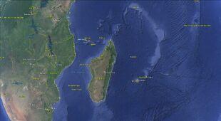 Gdzie znajduje się Mauritius?
